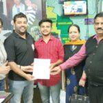 Vishal Panwar (Study Visa Australia)