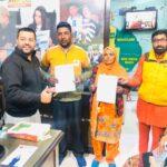 Jasmer singh & Parmeshvari Devi (Tourist Visa Australia)